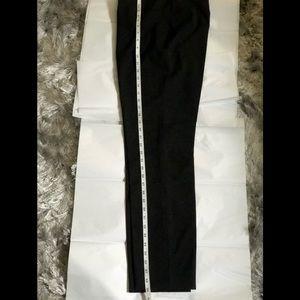 NWT Ellie Tahari Black Slacks Size 8